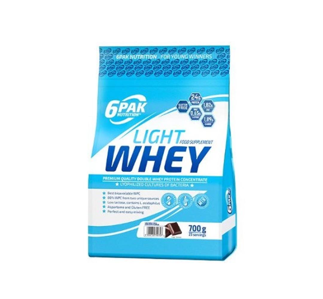 6PAK Nutrition LIGHT WHEY - 700g