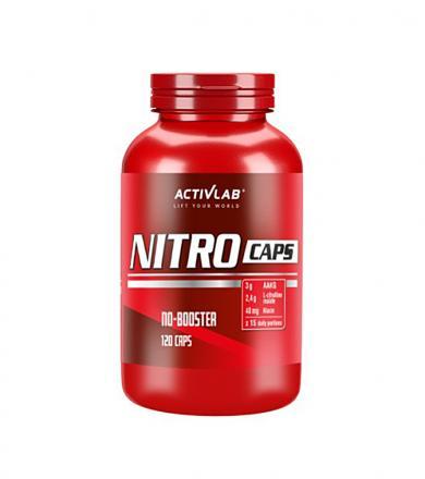 Activlab Nitro Caps - 120kaps.