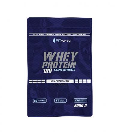 FitWhey Whey Protein 100 Concentrate - 2000g