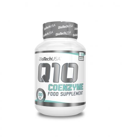 BioTech Q-10 Coenzyme - 60kaps.