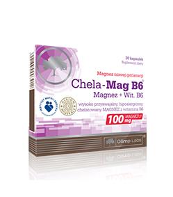 Olimp Chela-Mag B6 - 30kaps.
