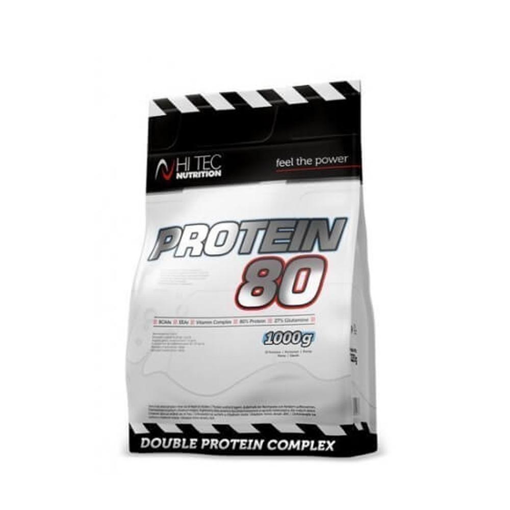 Hi Tec Protein 80 - 1000g
