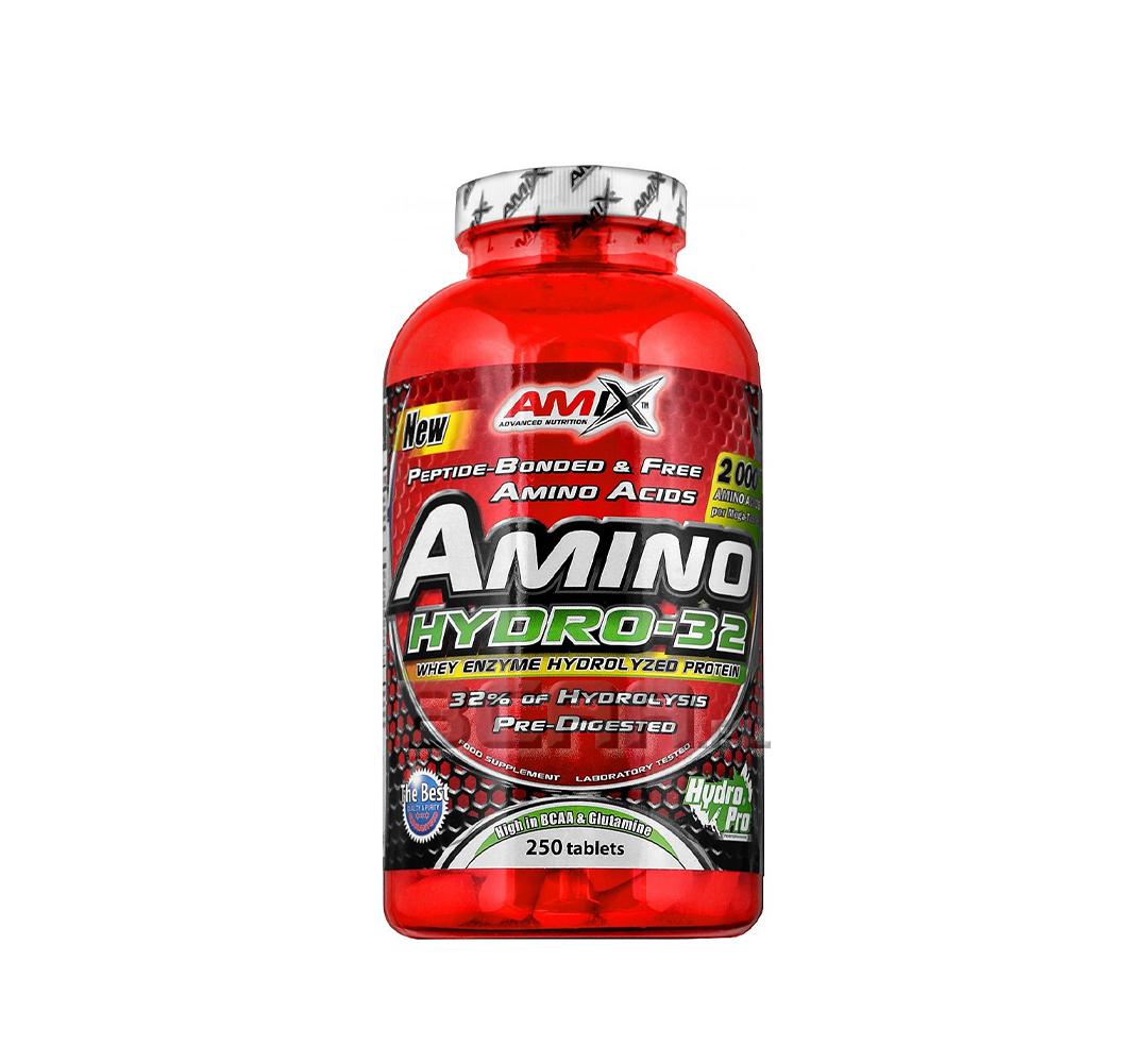 Amix Amino HYDRO-32 - 250tabl.