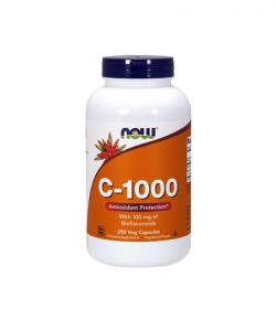 NOW Foods C-1000 (Antioxidant Protection) - 250kaps.