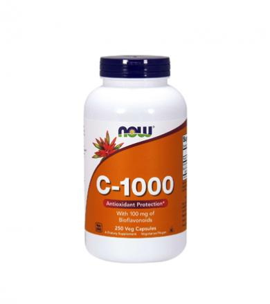 NOW Foods C-1000 (Antioxidant Protection) - 250kaps.