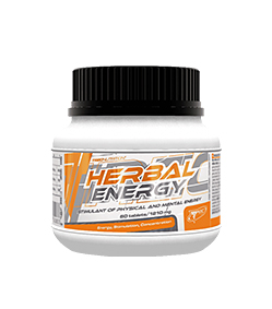 Trec Herbal Energy - 60tabl.