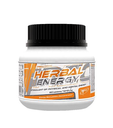 Trec Herbal Energy 120tabl.