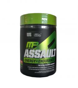MusclePharm Assault Energy + Endurance - 333-345g