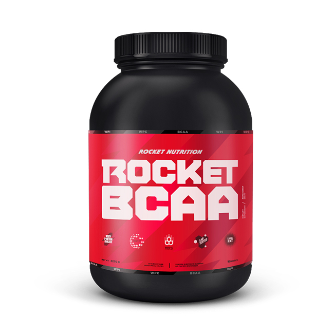 Rocket Nutrition Rocket BCAA - 500g