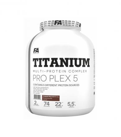 FA Nutrition Titanium Pro Plex 5- 2kg