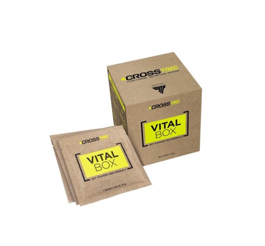 Trec Crosstrec VITAL BOX - 1sasz.(15 g)