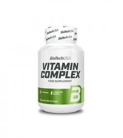 BioTech Vitamin Complex - 60kaps.