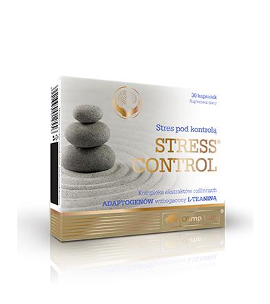 Olimp Stress Control - 30kaps.