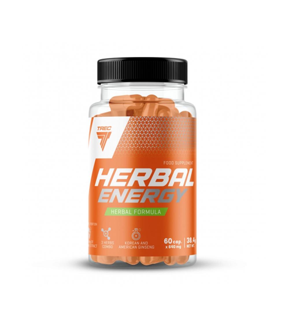 Trec Herbal Energy - 60kaps.