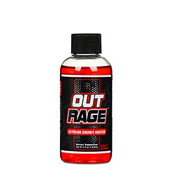 Nutrex Outrage Shot - 1 amp. (118,3 ml)