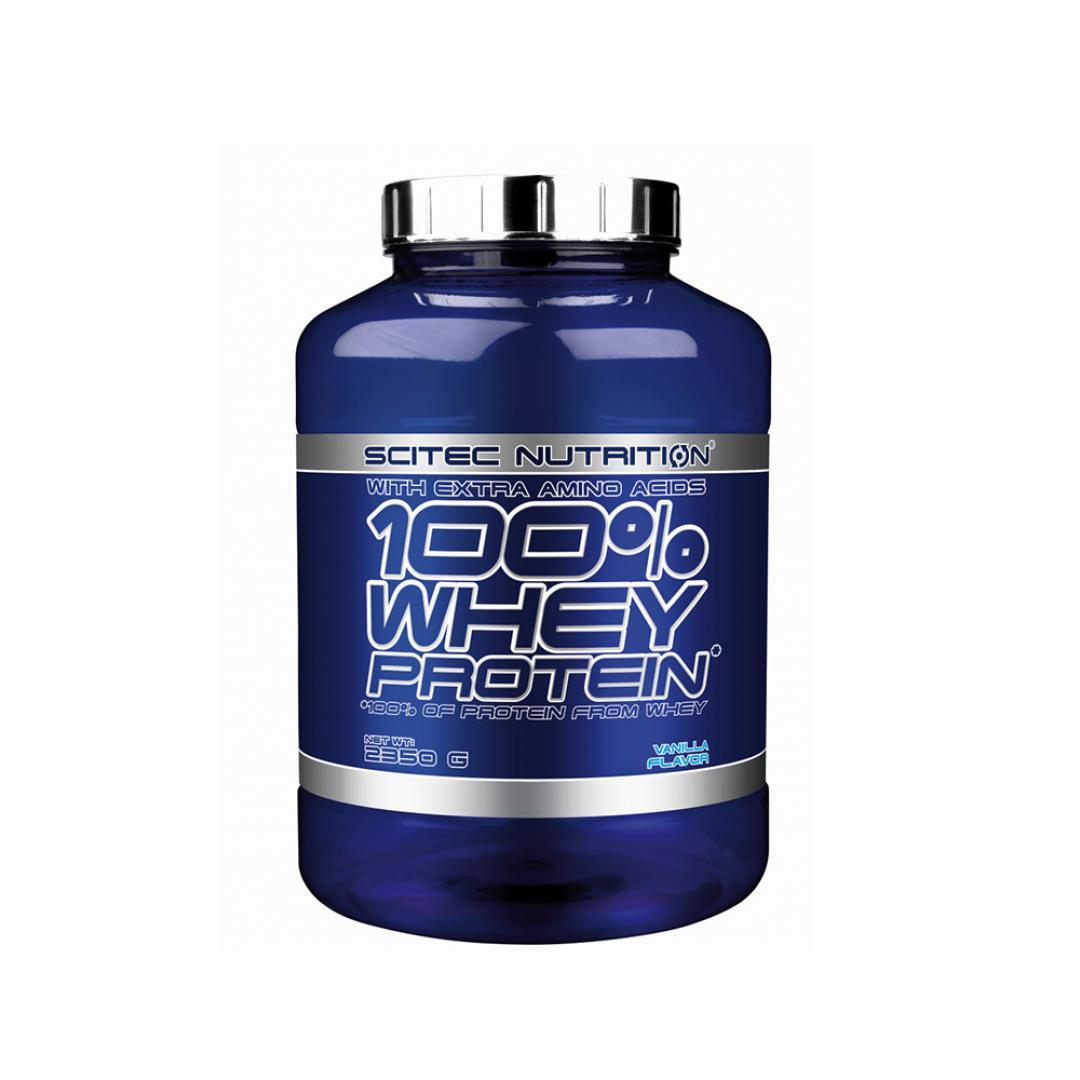 Scitec 100% Whey Protein - 2350g