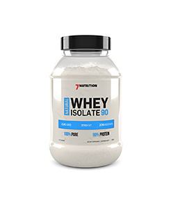 7Nutrition Natural Whey Isolate WPI 90 - 1000g