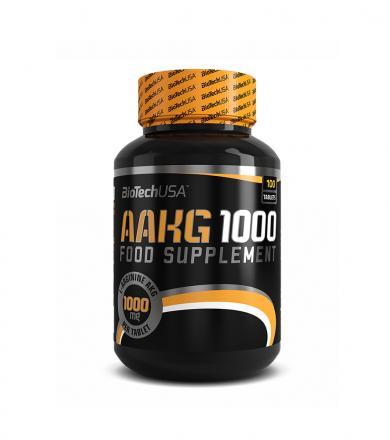 BioTech AAKG 1000 - 100tabl.