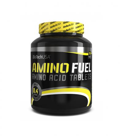 BioTech Amino Fuel - 350 tabl.