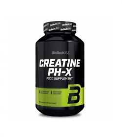 BioTech Creatine PH-X - 210kaps.