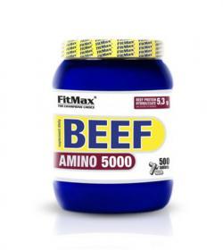 FitMax Beef Amino 5000 - 500tabl.