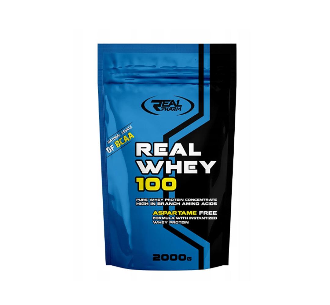 Real Pharm Real Whey 100 - 2000g