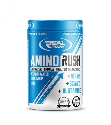 Real Pharm Amino Rush - 500g