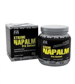 FA Nutrition Xtreme Napalm Pre-Contest - 224g