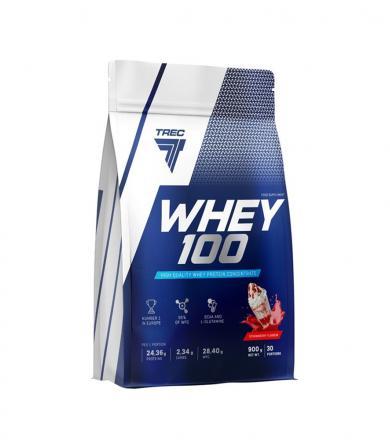Trec Whey 100 - 900g