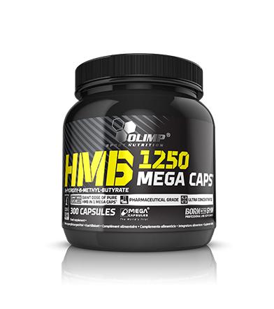 Olimp HMB 1250 Mega Caps - 300kaps.