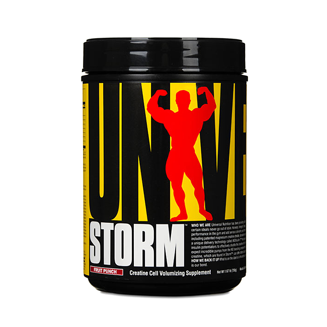 Universal Nutrition Storm - 750g -836 g