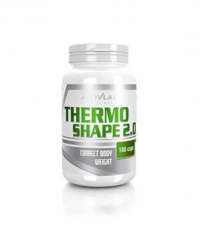Activlab Thermo Shape 2.0 - 180kaps.