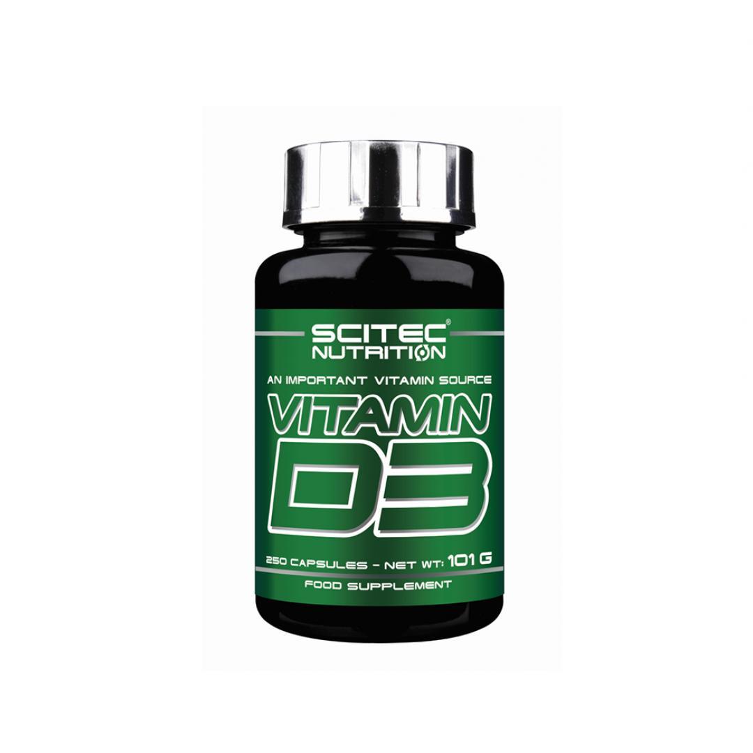 Scitec Vitamin D-3 - 250kaps.