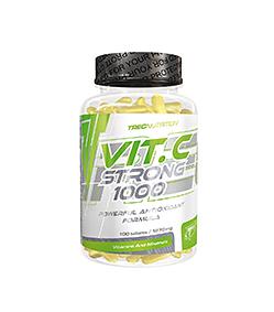 Trec Vit. C Strong 1000 [witamina C] - 100tabl.