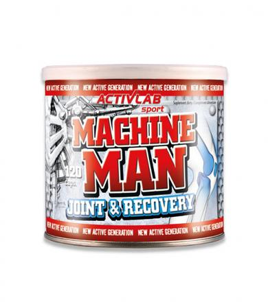 Activlab Machine Man Joint & Recovery - 120kaps.