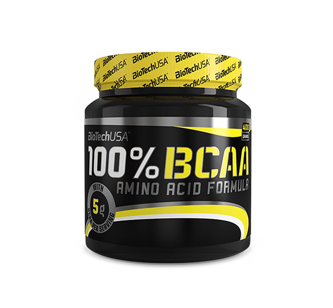 BioTech 100% BCAA - 400g