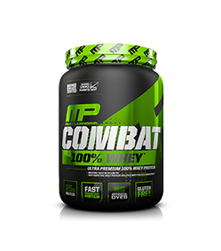 MusclePharm Combat 100% Whey -  2269g