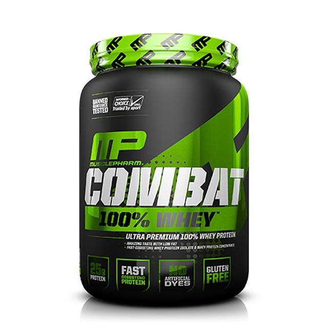 MusclePharm Combat 100% Whey -  2269g