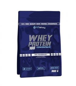 FitWhey Whey Protein Concentrate - 900g