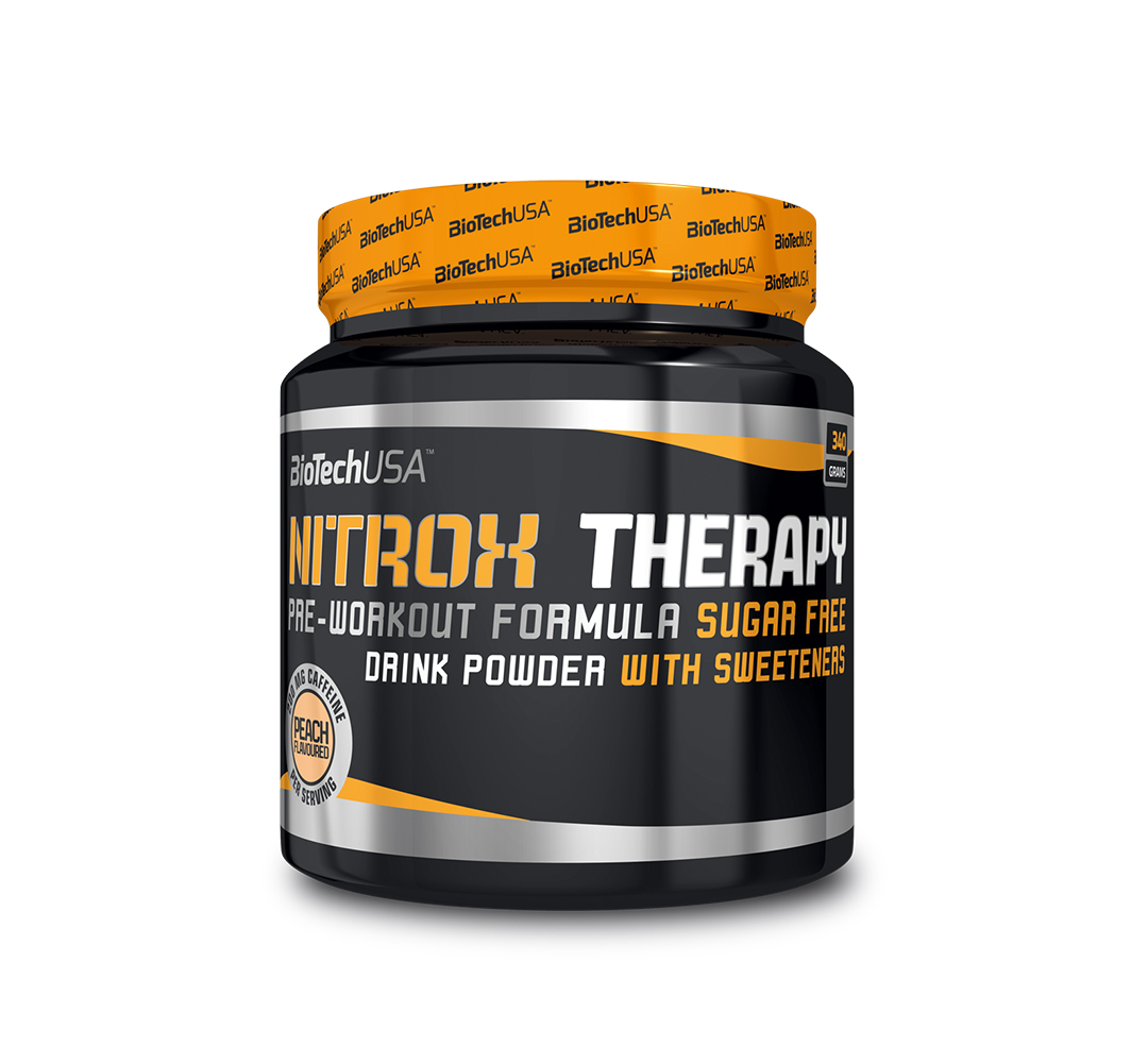 BioTech NitrOX Therapy - 340g