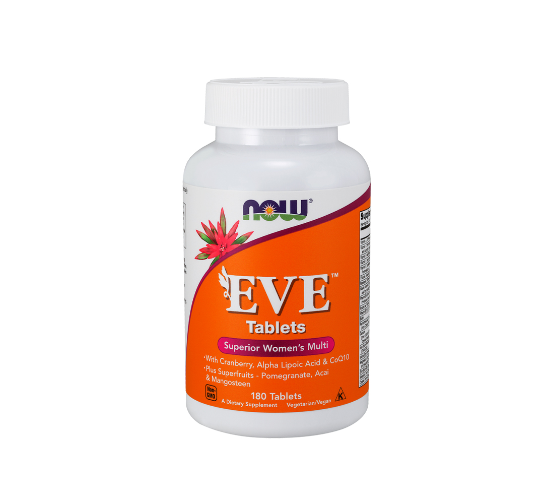 NOW Foods Eve - 180tabl.