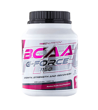 Trec BCAA G-Force - 360kaps.