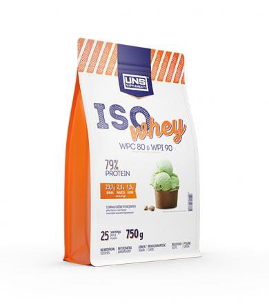 UNS ISO Whey - 750g