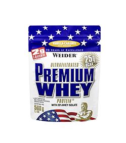 Weider Premium Whey Protein - 500 g