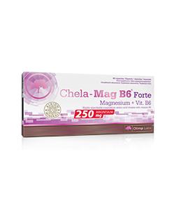 Olimp Chela-Mag B6 Forte - 60kaps.