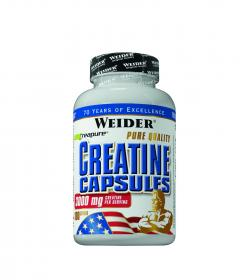 Weider Pure Creatine - 100kaps.
