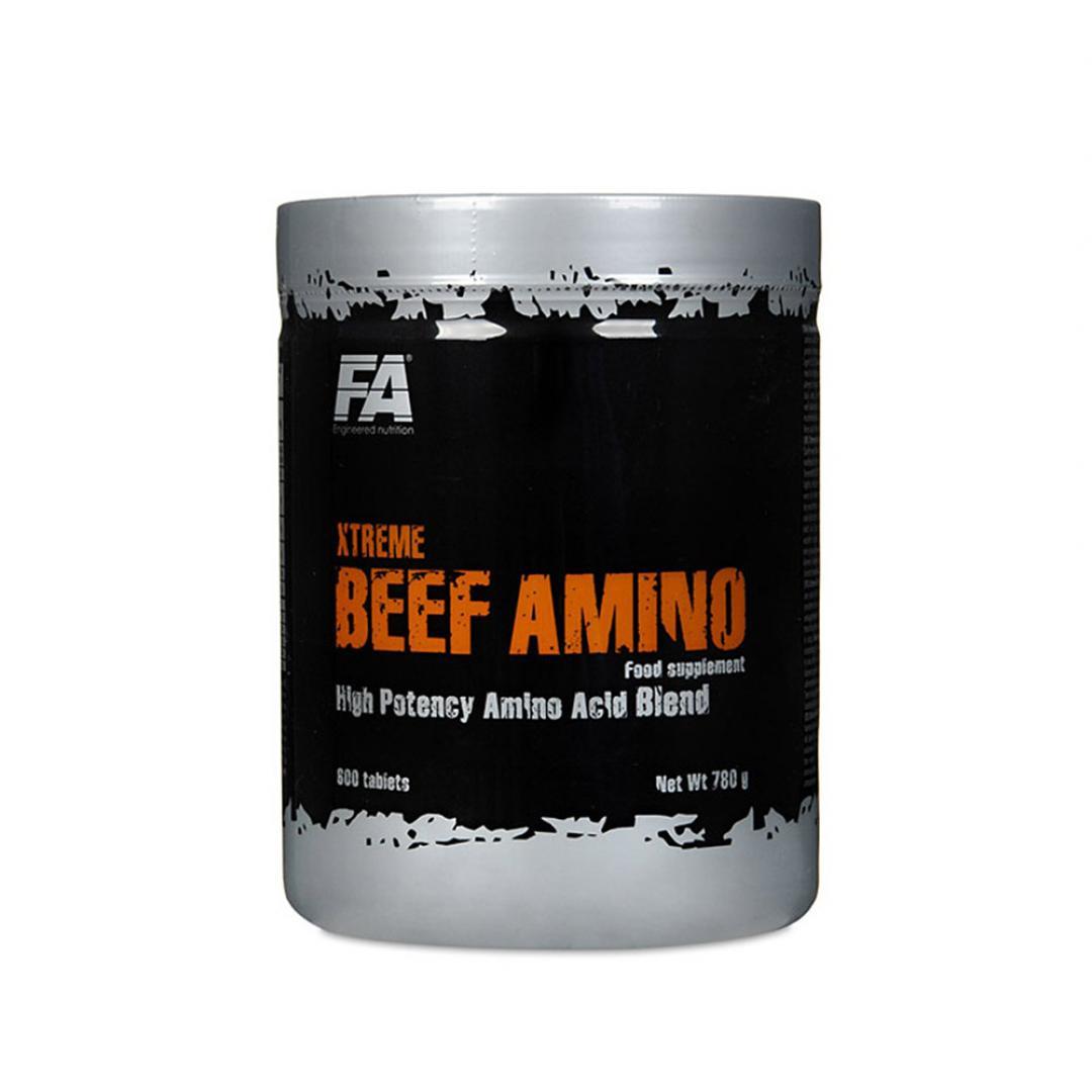 FA Nutrition Xtreme Beef Amino - 300tabl.