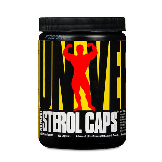 Universal Natural Sterol Caps - 120 kaps.