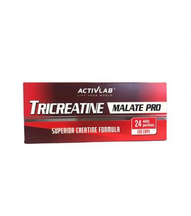 Activlab Tricreatine Malate PRO - 120kaps.
