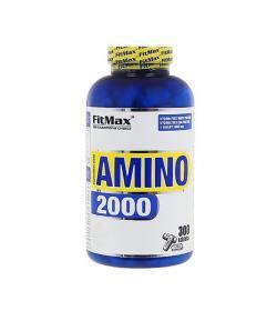 FitMax Amino 2000 - 300tabl.